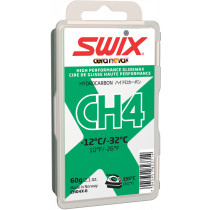 Swix Ch4x Green, -12 °C/-32°C, 60g