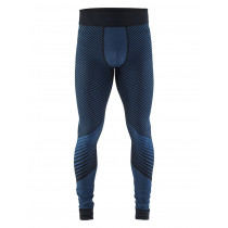 Craft Active Intensity Pants Men's Black/Sw.Blue
