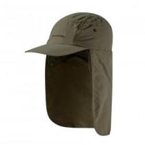 Craghoppers Kids Desert Hat Dark Khaki