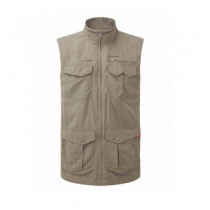 Craghoppers NosiLife Adventure Gilet Pebble