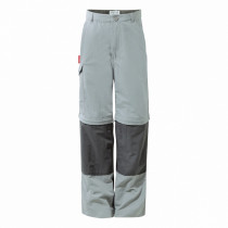 Craghoppers NosiLife Convertible Trouser Quarry Grey