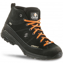 Crispi Fritidssko Mylla Mid GTX Sort/orange