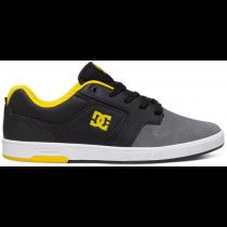 DC Argosy Men's Shoe Black/Yellow/Yellow