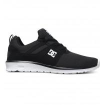 DC Heathrow Men's Shoe Black/White