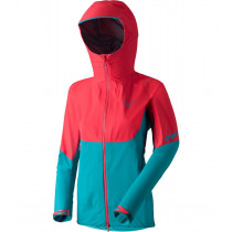 Dynafit Radical GTX Women's Jacket Hibiscus
