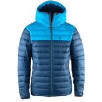 E11 Men's Agile Hood Jacket Steel Blue