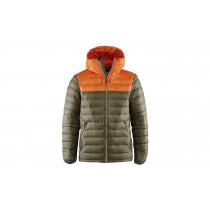 Elevenate M Agile Jacket Turtle Green Dunjakke