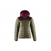 Elevenate Women's Agile Jacket Turtle Green