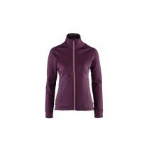 Elevenate Women's Arpette Jacket Aubergine