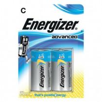 Energizer Advanced 2stk Black C/Baby/E93