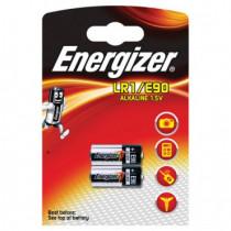 Energizer Alkaline 2stk Black LR1/E90