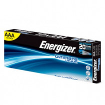 Energizer Ultimate Lithium 10stk Black AAA/LR3/L92