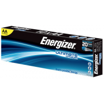 Energizer Ultimate Lithium 10stk Black AA/LR6/L91