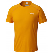 Columbia Montrail Men's Titan Ultra Short Sleeve Shirt Solarize