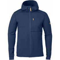 Fjällräven Keb Fleece Hoodie Blueberry