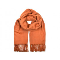 Felines W's Skjerf Wool 65x180 Orange