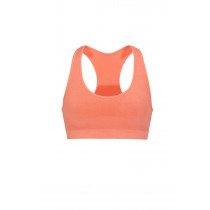 Felines W's Bamboo Comfort BH Seamless Coral