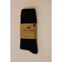 Felines Merinoull Sokk Comfort Black