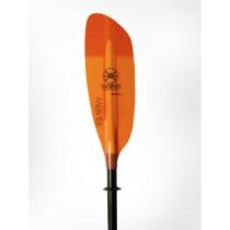 Werner Little Dipper Premium Small Straight Shaft Orange