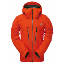 Mountain Equipment Tupilak Jacket Cardinal Orange configurable