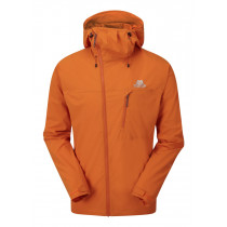Mountain Equipment Squall Hooded Jacket Jasper configurable