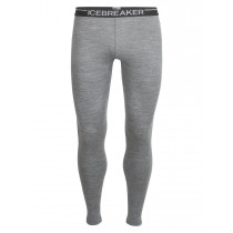 Icebreaker Men's Oasis Leggings Gritstone Heather