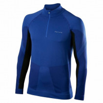 Falke 2nd Layer 1/2 Zip Athletic Blue