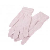 Felines Wool/Cashmir Hanske Light Pink