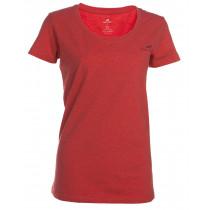 Felines W's T-Shirt M Print Pink Melange