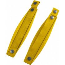 Fjällräven Kånken Mini Shoulder Pads Warm Yellow