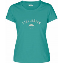 Fjällräven Trekking Equipment T-Shirt Women's Copper Green