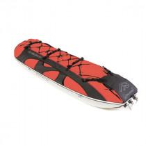 Fjellpulken Xplorer Ekspedisjonspulk Mod 168 Komplett Rød