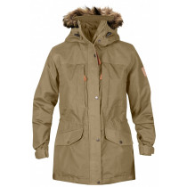 Fjällräven Singi Winter Jacket Women's Sand