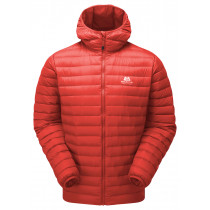 Mountain Equipment Frostline Jacket Barbados Red