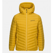 Peak Performance Frost Down Hood Desert Yellow