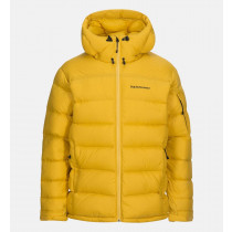 Peak Performance Frost Down Jacket Desert Yellow