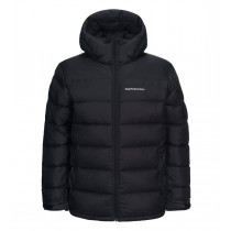Peak Performance Frost Down Jacket Artwork Black