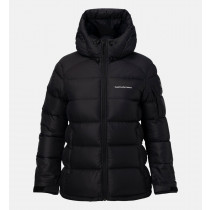 Peak Performance Women's Frost Down Jacket Artwork Black