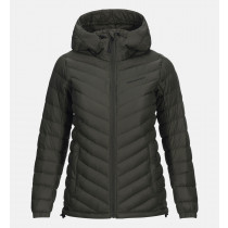 Peak Performance Women's Frost Down Hood Forest Night