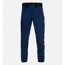 Peak Performance Light Softshell Pant Thermal Blue