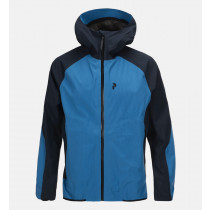 Peak Performance Pac Jacket Stream Blue