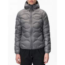 Peak Performance Women's Helium Hood Jacket Melange Grey Melange