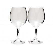 GSI Nesting Red Wine Glass Set 443ml