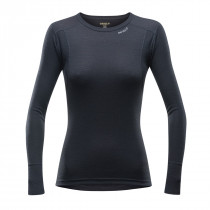 Devold Hiking Woman Shirt Black