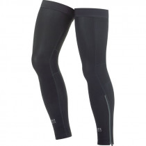 Gore Bike Wear® Universal Gore® Windstopper® Leg Warmers Black
