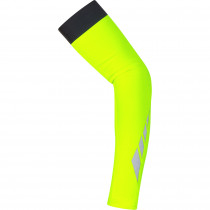 Gore Bike Wear Visibility Thermo Arm Warmers Neon Yellow