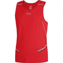 Gore Running Wear Mythos 6.0 Singlet Red