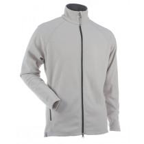 Gridarmor M's Fleece Daily 1/1 Zipper Quiet Grey & Dark Shadow Zipper