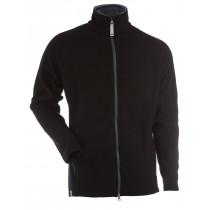 Gridarmor M's Fleece Daily 1/1 Zipper Black Beauty & Dark Shadow Zipper