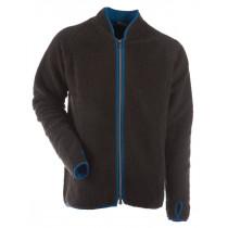 Gridarmor M's Fleece Bear 1/1 Zipper Charcoal Grey